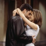 Ross and Rachel (Friends). (Photo: Archive)