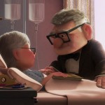 Ellie and Carl Fredricksen (Up!). (Photo: Archive)