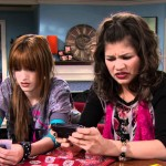 Zendaya and Bella Throne as CeCe Jones and Rocky Blue (Photo: Archive)