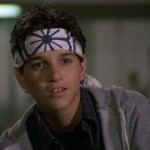 Although he played the brave teenager back in 1984, Ralph Macchio was actually 22 during filming. (Photo: Archive)