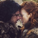 Jon Snow and Ygritte (Game of Thrones). (Photo: Archive)