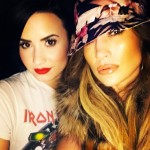 She might not be friends with Selena Gomez anymore, but JLo is one of her good friends now! (Photo: Instagram)
