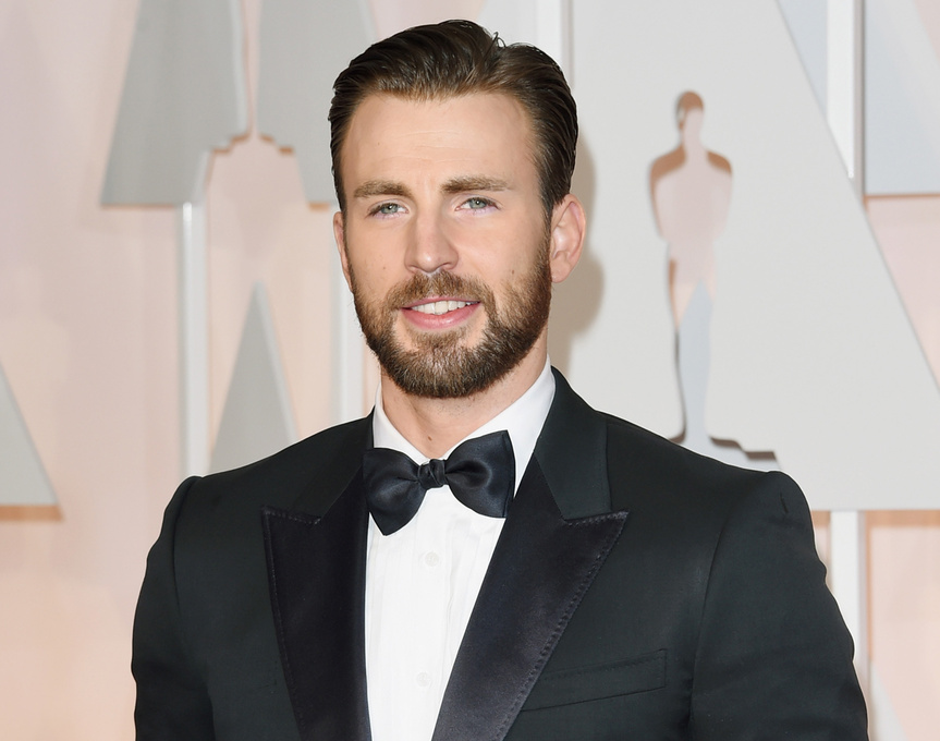 Chris Evans (Photo: Archive)