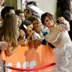 Selena Gomez, the Selenators. (Photo: Archive)