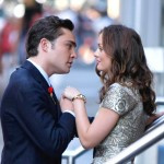 Chuck Bass and Blair Waldorf (Gossip Girl). (Photo: Archive)