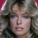 Farrah Fawcett. (Photo: Archive)
