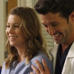 Meredith and Dereck (Gray's Anatomy). (Photo: Archive)