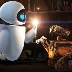 Wall-e and Eva (Wall-e). (Photo: Archive)