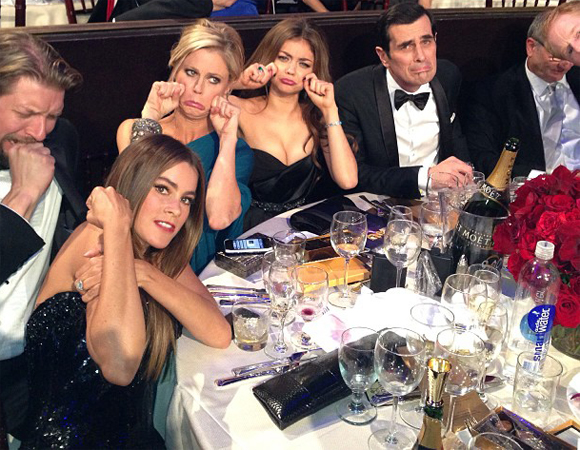 Season 10 might be it for our favorite sitcom Modern Family. (Photo: Instagram)