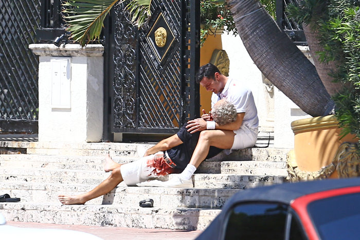 Ricky Martin S Acting Smashed By Gianni Versace S Longtime