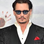 "Johnny Depp expressed his fears about a Trump presidency: ""If Trump is elected President of the United States, in a historical way it's exciting. Because we will see the actual las President of the United States. It just won't work after that."" (Photo: Archive)"