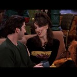 That one episode when Janice dated Ross! (Photo: Archive)