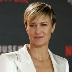 Robin Wright, born in Dallas. (Photo: Archive)