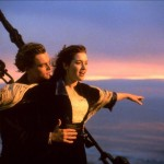 Jack and Rose (Titanic). (Photo: Archive)