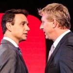 Ralph Macchio and William Zabka will star in a comedy series on YouTube Red about the classic film. (Photo: Archive)