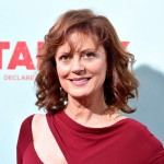 "Susan Sarandon said of Trump ""He reminds me of a drunk uncle at a wedding who gets up and starts talking and just loves the crowd and just goes on and on and on and says whatever he can to get a reaction."" (Photo: Archive)"