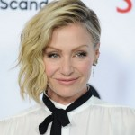 Portia de Rossi's real name is Amanda Lee Rogers. (Photo: Archive)
