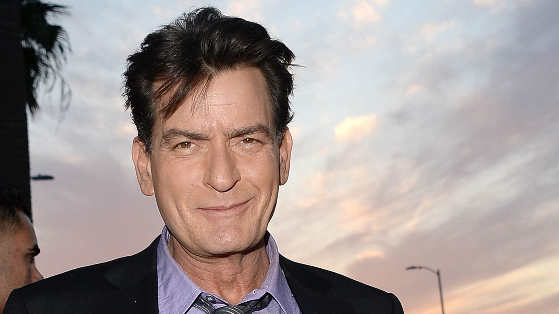 Charlie Sheen's real name is Carlos Irwin Estévez. (Photo: Archive)