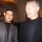 D'Amico was Gianni Versace's partner for 15 years. (Photo: Archive)