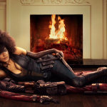 A week ago, Reynolds confirmed Zadie Beetz as Domino. (Photo: Twitter)