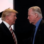 """""""I, Jon Voight, can say, without hesitation, that Donald is funny, playful, and colorful, but most of all, he is honest."""" (Photo: Archive)"""