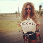 Beyoncé, born in Houston. (Photo: Archive)