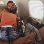 He is the cutest daddy! (Photo: Instagram)