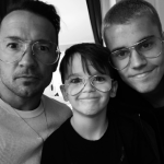 Justin spent the days after the announcement next to his pastor, Carl Lentz of Hillsong Church, whom he has known since he was a teenager. (Photo: Instagram)