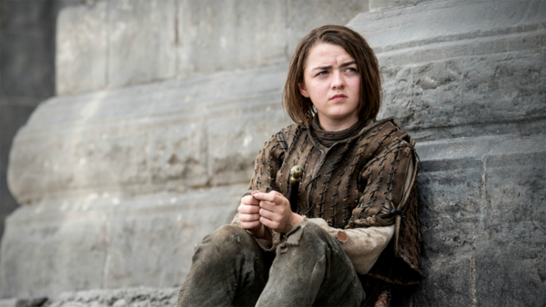 Arya Stark from Game of Thrones (Photo: Archive)