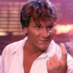 Patrick Swayze portrayed the dreamy dance instructor Johnny Castle in the 80's blockbuster. He was 35 at the time. (Photo: Archive)