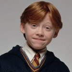 For his role as Ron Weasley, he sent an audition tape in which he raps about wanting to be cast. Producers liked it so much, that he was called for a face-to-face audition. The rest is history. (Photo: Archive)