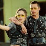 Brad Pitt and Angelina Jolie fell in love during the filming of Mr. and Mrs. Smith in 2005. (Photo: Archive)