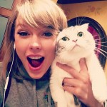 Taylor Swift, 102.7 million followers. (Photo: Instagram)