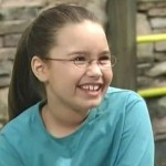 Demi began acting at age 7 on the set of Barney & Friends. (Photo: YouTube)