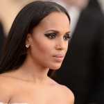 "Kerry Washington called Trump ""a candidate who continues to perpetuate fear and hate in the present moment"". (Photo: Archive)"