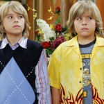 Dylan and Cole Sprouse as Zack and Cody (Photo: Archive)