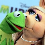 Kermit the Frog and Miss Piggy (The Muppets). (Photo: Archive)