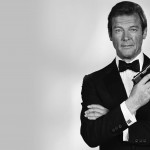 Roger Moore, 1964-1985 (Photo: Archive)