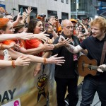 Ed Sheeran, the Sheerios. (Photo: Archive)