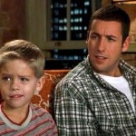At the age of 7 they again played a dual role as Adam Sandler's kid in the movie Big Daddy. (Photo: Archive)