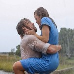 Noah and Allie (The Notebook). (Photo: Archive)