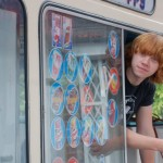 Speaking of unusual vehicles, he owns vintage ice cream van. He wanted to be an ice cream man when he was younger, and after filming the last HP movie, he went on to fulfill his lifelong dream. #Goals (Photo: Archive)