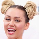 Miley Cyrus' real name is Destiny Hope Cyrus. (Photo: Archive)