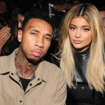 When her now ex-boyfriend Tyga publicly declared his love for Kylie, she was only 17 years old. He was 25. (Photo: Archive)
