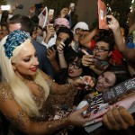 Lady Gaga, the Little Monsters. (Photo: Archive)