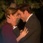 Jim Halpert and Pamela Beesley (The Office). (Photo: Archive)