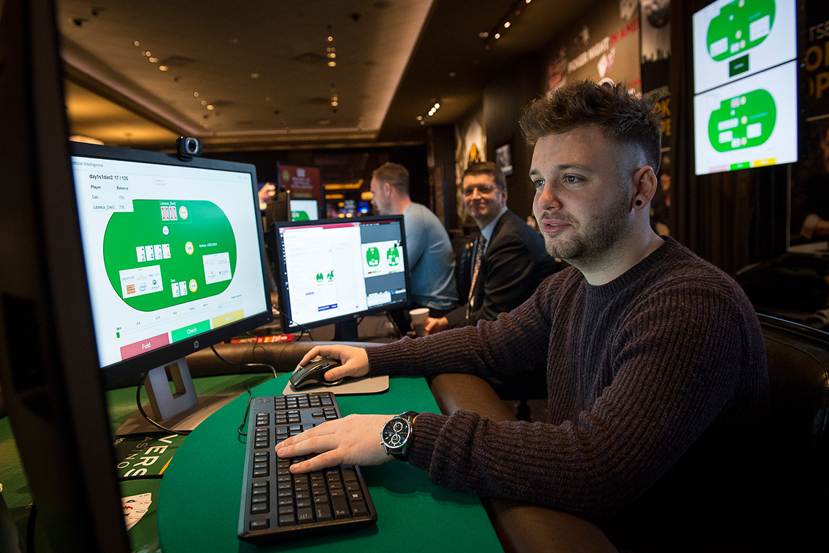 Poker AI competes to beat top players in no-limit game (Photo: Release)