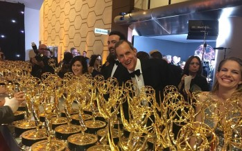 Emmy Awards 2017: 26 Behind The Scenes Pictures