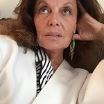 Renowned fashion designer Diane von Fürstenberg was born in Brussels, Belgium. She became a U.S. citizen in 2002. (Photo: Instagram)
