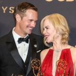 Nicole Kidman and Alexander Skarsgård's kiss was also a very commented moment of the ceremony. (Photo: WENN)